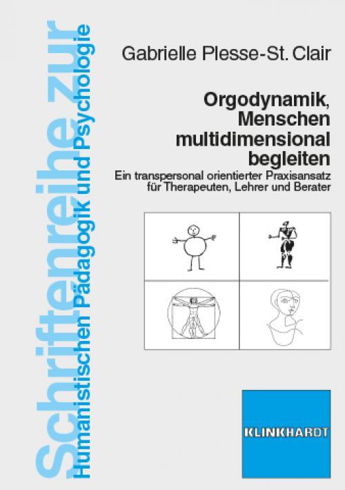 Orgodynamik, Menschen multidimensional begleiten cover