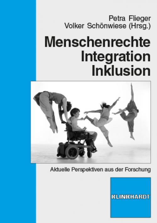 Menschenrechte - Integration - Inklusion  cover