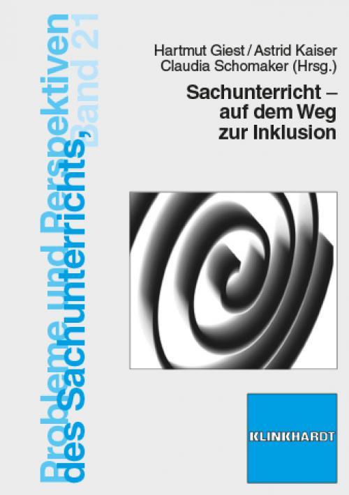 Sachunterricht - Auf dem Weg zur Inklusion cover