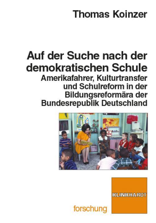 Auf der Suche nach der demokratischen Schule cover