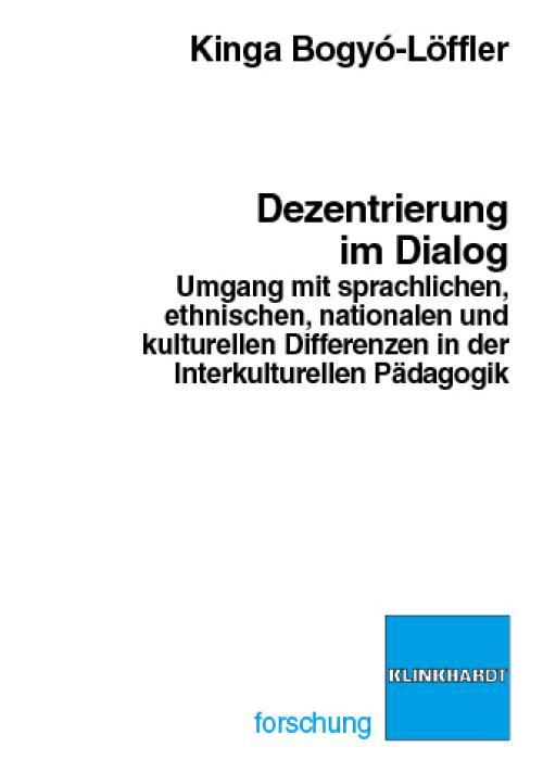 Dezentrierung im Dialog cover