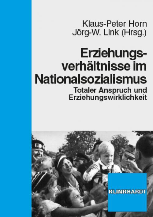 Erziehungsverhältnisse im Nationalsozialismus cover