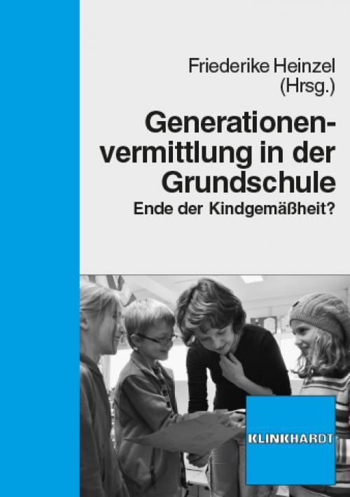 Generationenvermittlung in der Grundschule cover