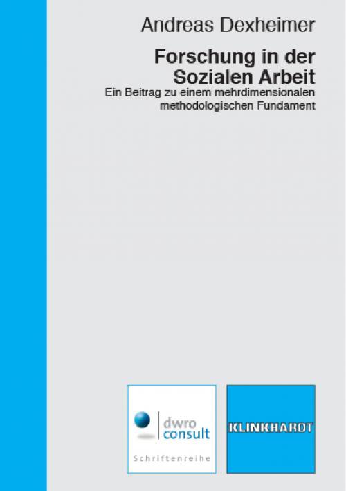 Forschung in der sozialen Arbeit cover
