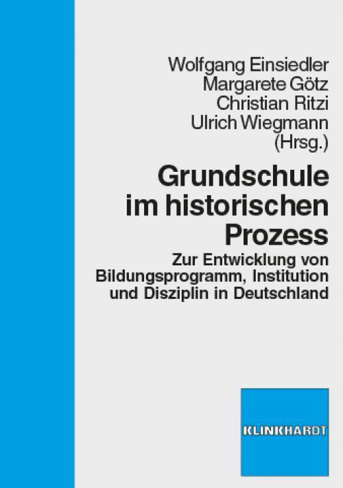 Grundschule im historischen Prozess cover
