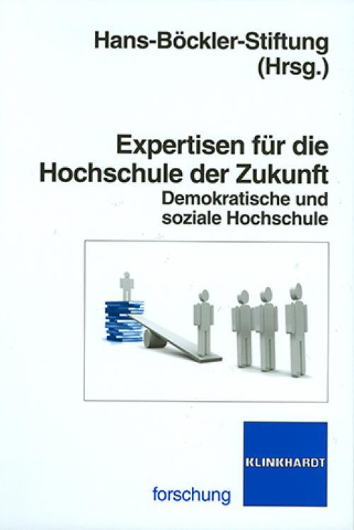 Expertisen für die Hochschule der Zukunft cover