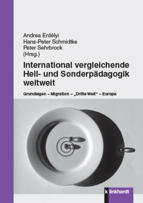 International vergleichende Heil- und Sonderpädagogik weltweit cover