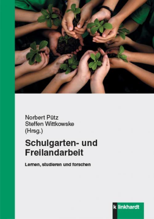 Schulgarten- und Freilandarbeit cover