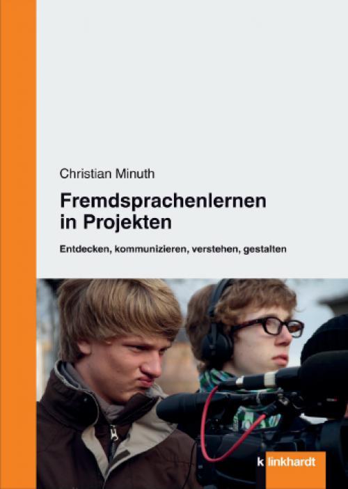Fremdsprachenlernen in Projekten cover