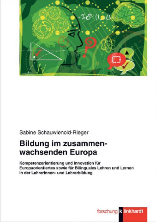 Bildung im zusammenwachsenden Europa cover