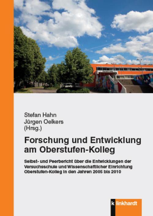 Forschung und Entwicklung am Oberstufen-Kolleg cover