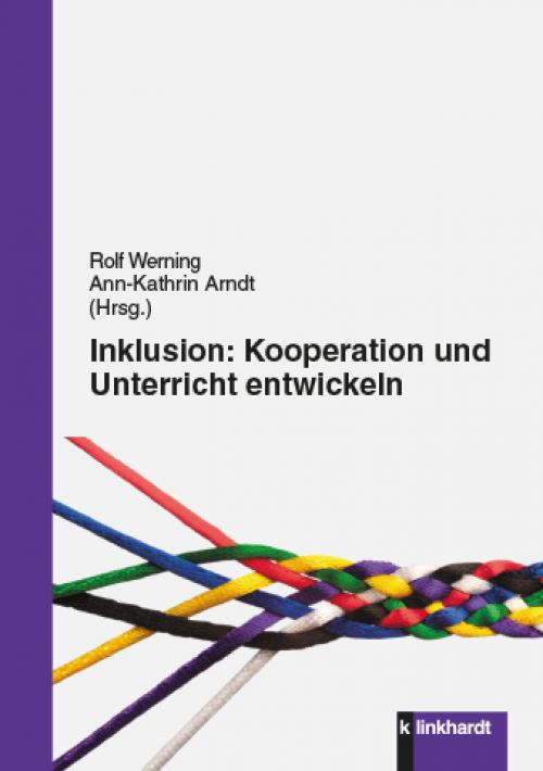 Inklusion: Kooperation und Unterricht entwickeln cover