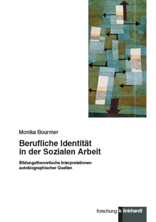 Berufliche Identität in der sozialen Arbeit cover