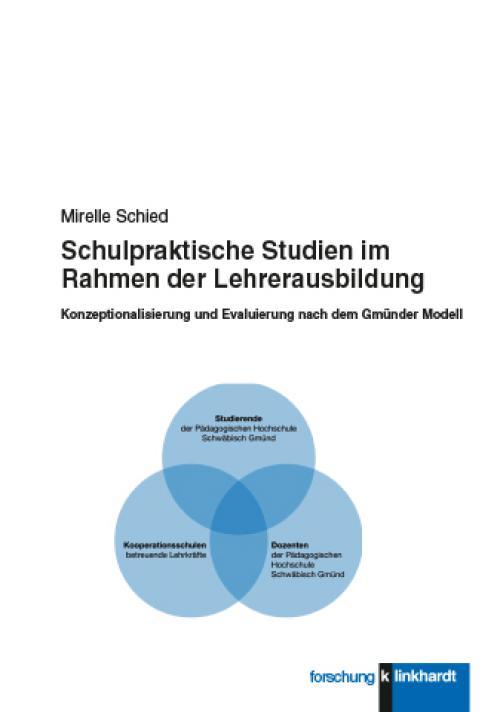 Schulpraktische Studien im Rahmen der Lehrerausbildung cover