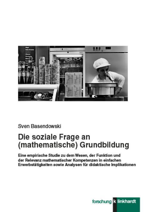 Die soziale Frage an (mathematische) Grundbildung cover