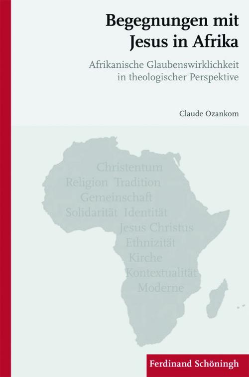 Begegnungen mit Jesus in Afrika cover