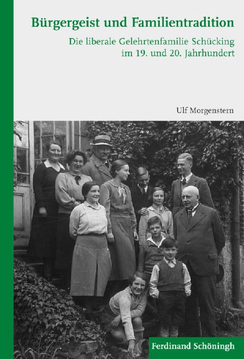Bürgergeist und Familientradition cover