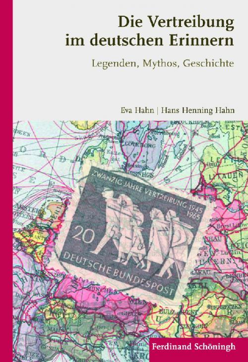 Die Vertreibung im deutschen Erinnern cover