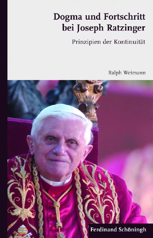 Dogma und Fortschritt bei Joseph Ratzinger cover