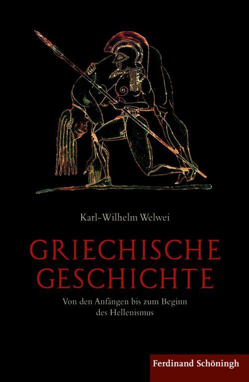 Griechische Geschichte cover