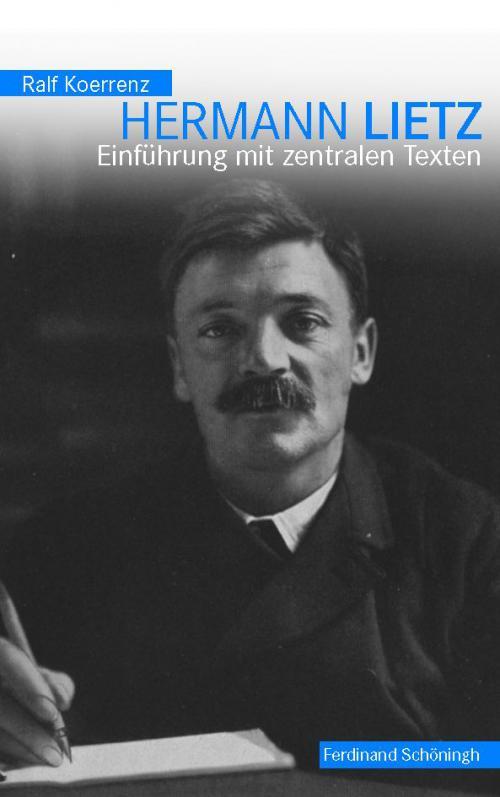 Hermann Lietz cover