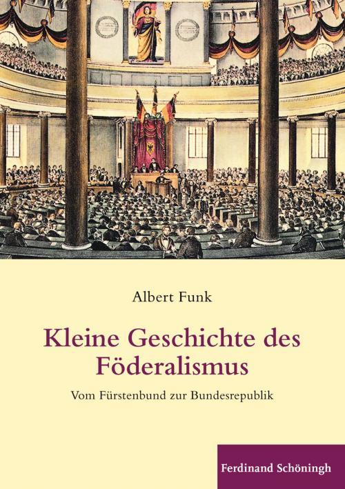 Kleine Geschichte des Föderalismus cover