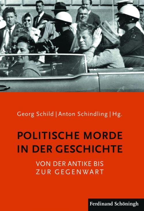 Politische Morde in der Geschichte cover