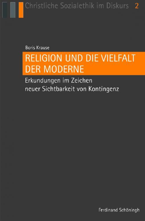 Religion und die Vielfalt der Moderne cover