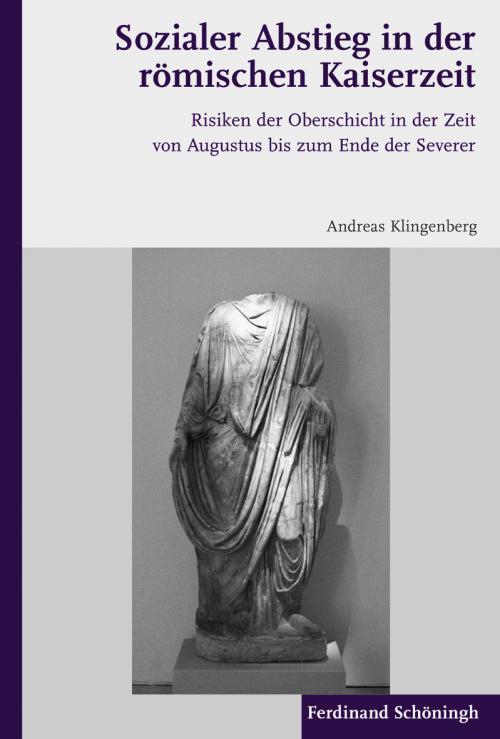 Sozialer Abstieg in der römischen Kaiserzeit cover