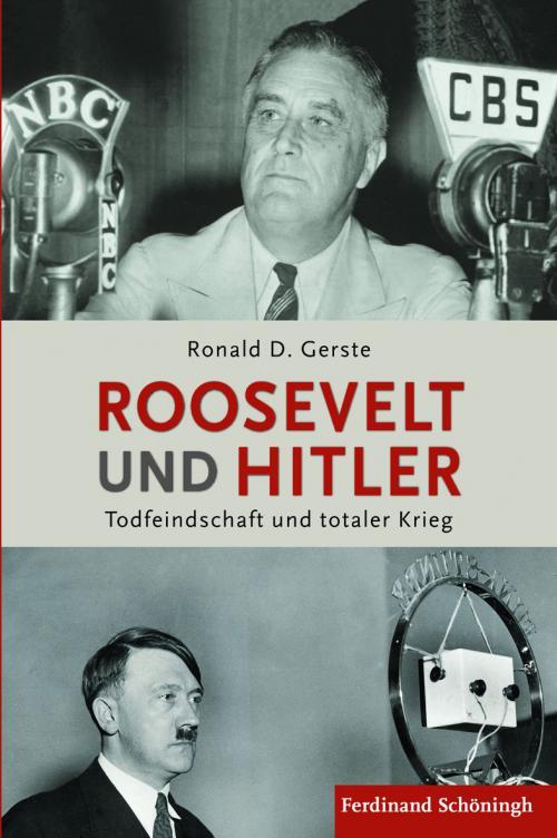 Roosevelt und Hitler cover