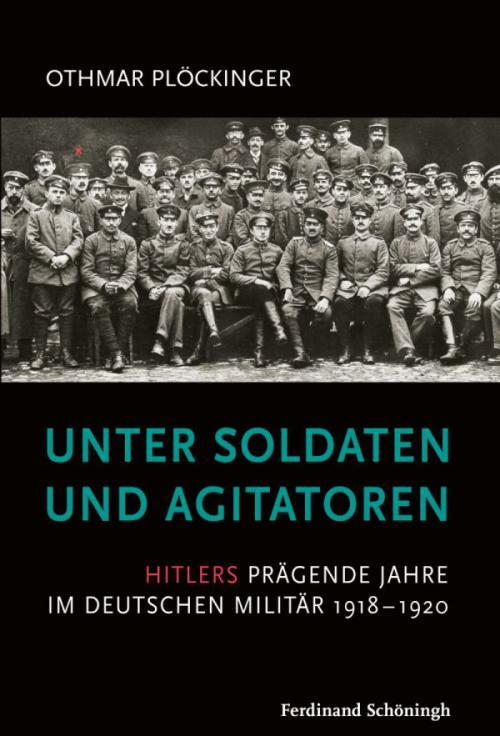Unter Soldaten und Agitatoren cover