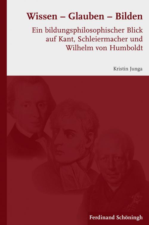 Wissen - Glauben - Bilden cover
