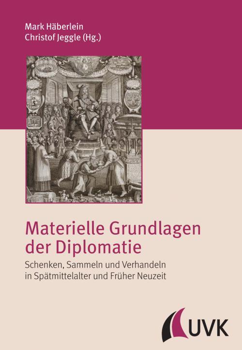 Materielle Grundlagen der Diplomatie cover
