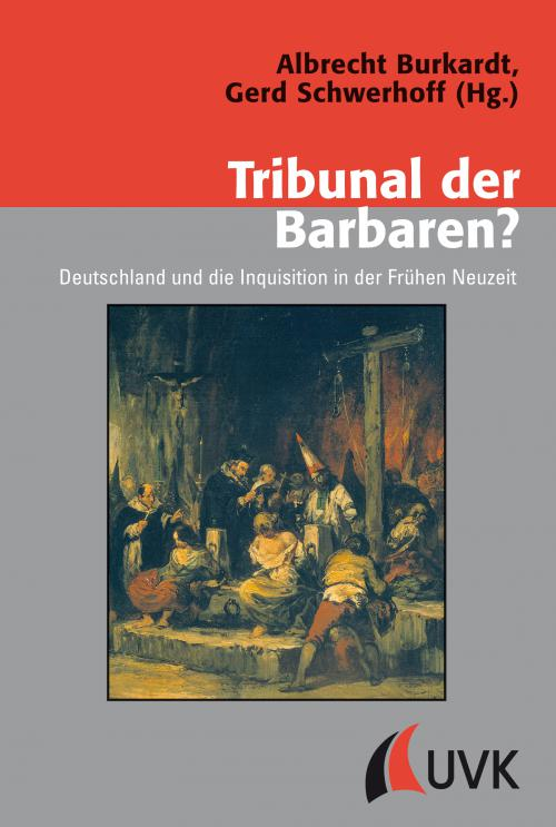 Tribunal der Barbaren? cover