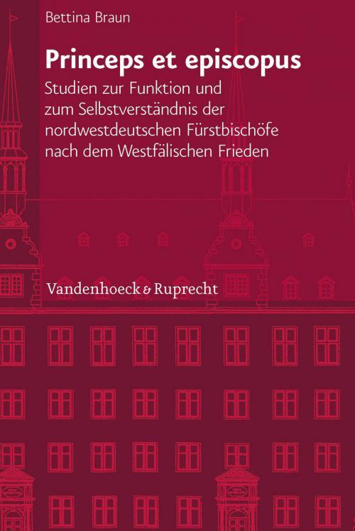 Princeps et episcopus cover