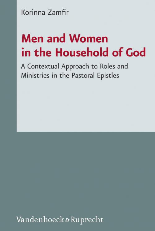 Men and Women in the Household of God cover