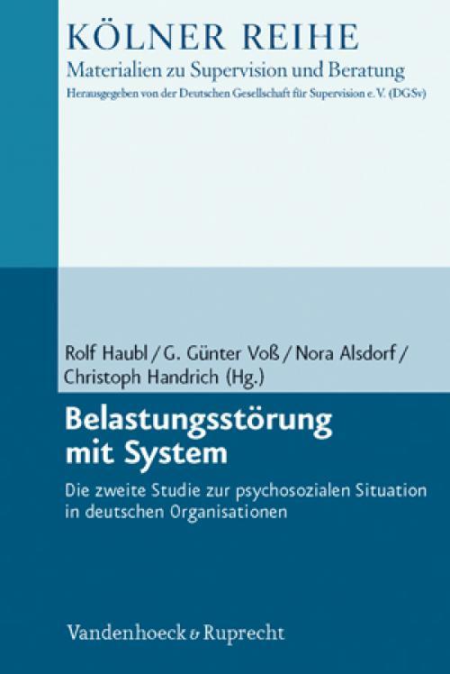 Belastungsstörung mit System cover