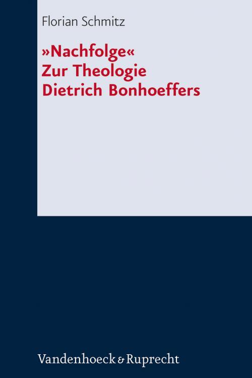 »Nachfolge«. Zur Theologie Dietrich Bonhoeffers cover