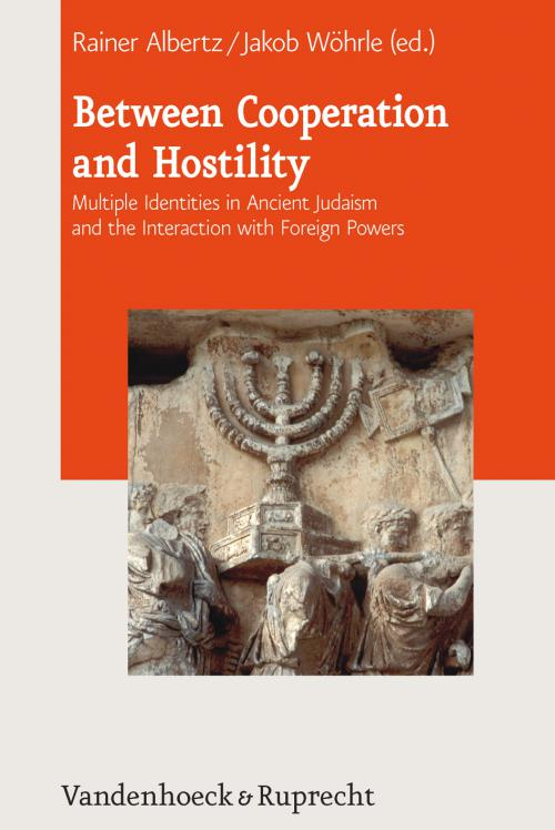 Between Cooperation and Hostility cover
