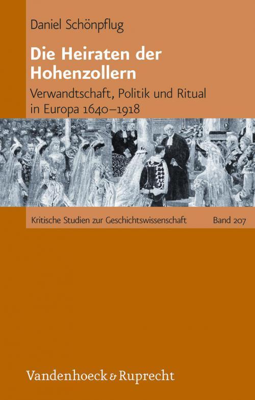 Die Heiraten der Hohenzollern cover