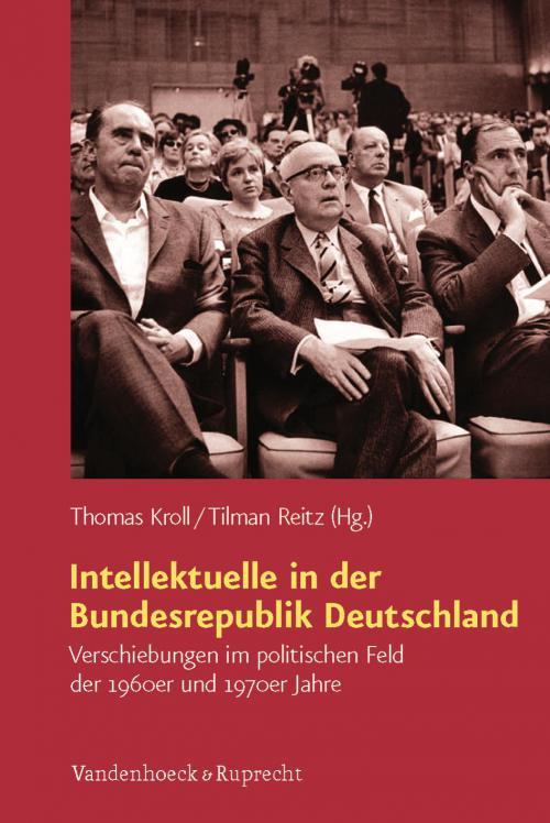 Intellektuelle in der Bundesrepublik Deutschland cover