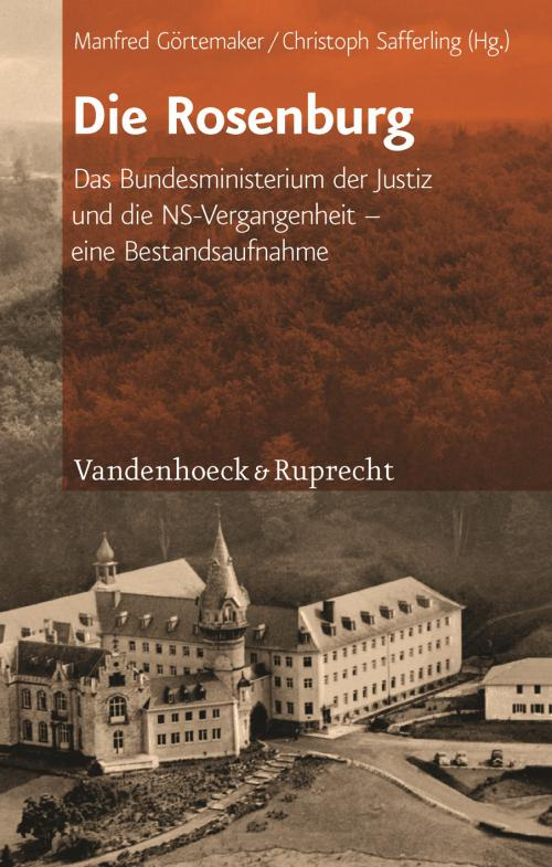 Die Rosenburg cover