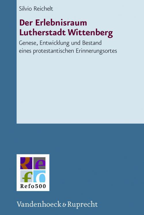 Der Erlebnisraum Lutherstadt Wittenberg cover