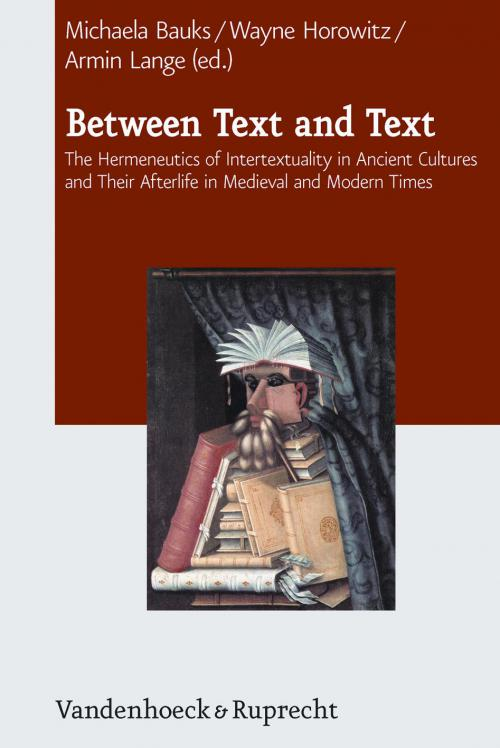 Between Text and Text cover