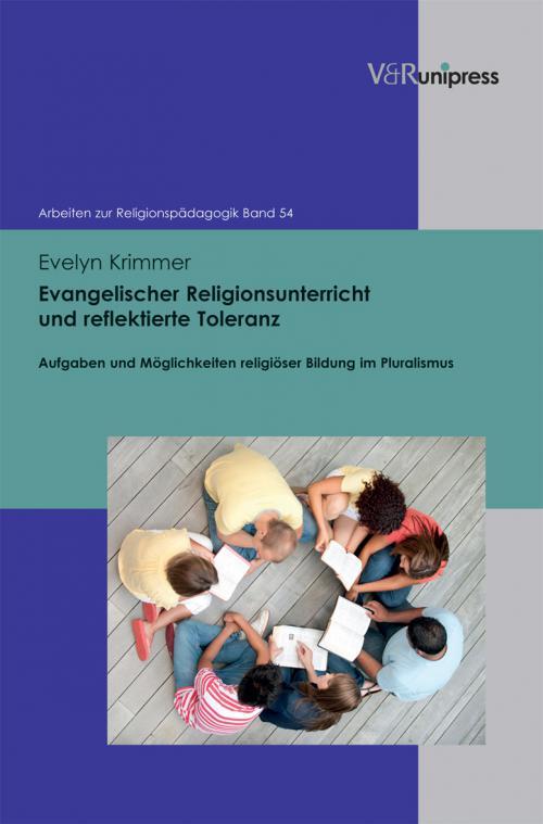 Evangelischer Religionsunterricht und reflektierte Toleranz cover