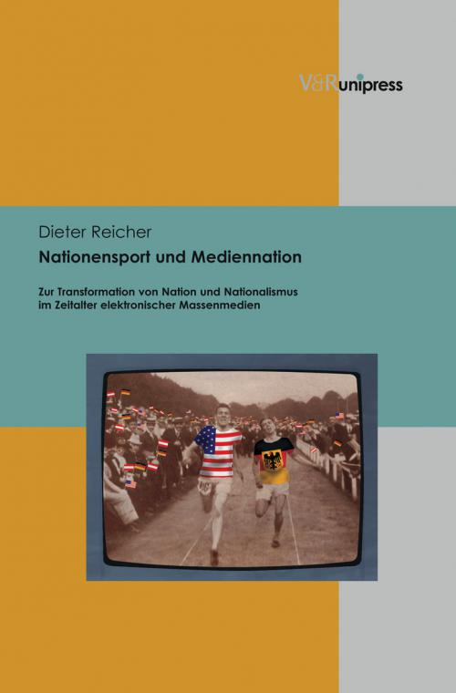 Nationensport und Mediennation cover