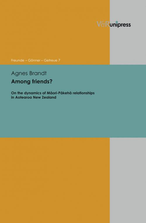 Among friends? cover