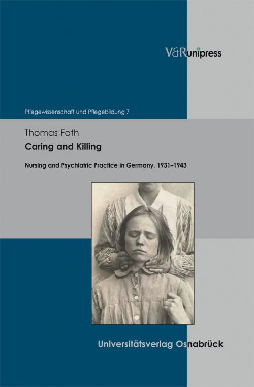 Caring and Killing cover