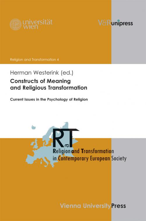 Constructs of Meaning and Religious Transformation cover