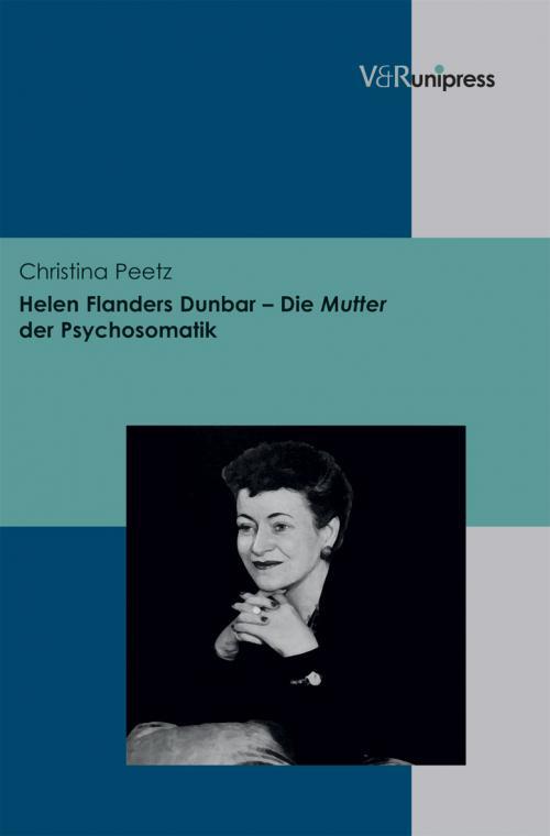 Helen Flanders Dunbar – Die Mutter der Psychosomatik cover